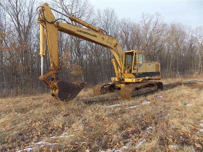 1976 Caterpillar 225 Excavator BigIron Auctions