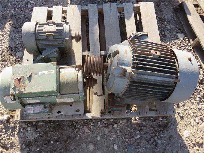 Bigiron for Farm duty electric motor