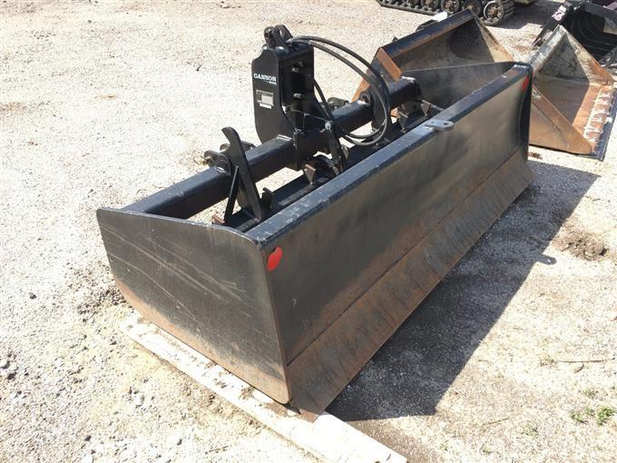 Gannon Hd4492hsd Box Scraper Bigiron Auctions