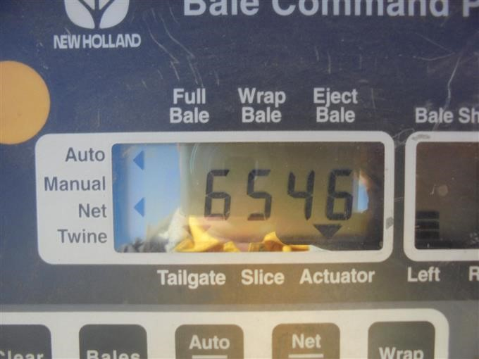 2008 New Holland BR780 Baler BigIron Auctions Bale Command Plus Wiring Harness on