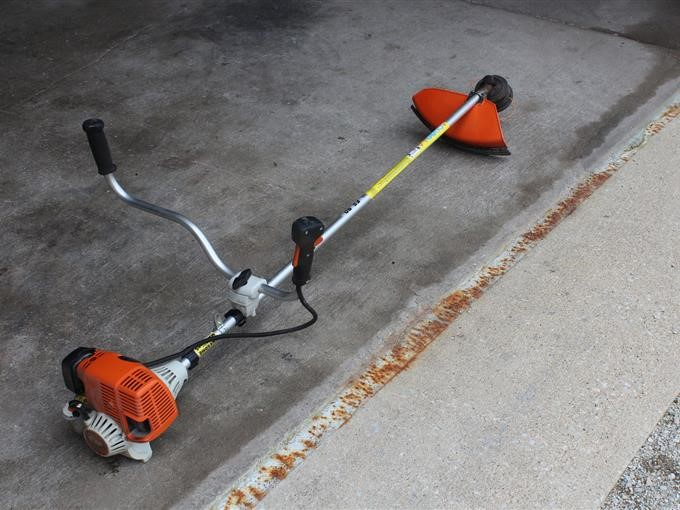 Stihl Fs90 Weed Eater Iron Auctions
