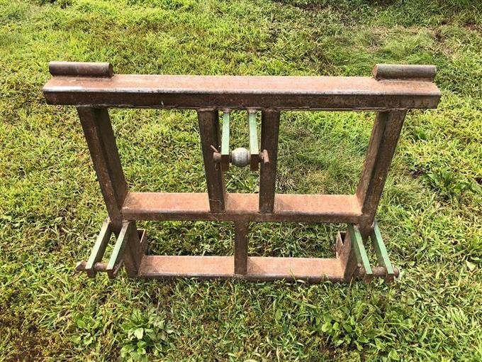 BigIron - Picnic table mover