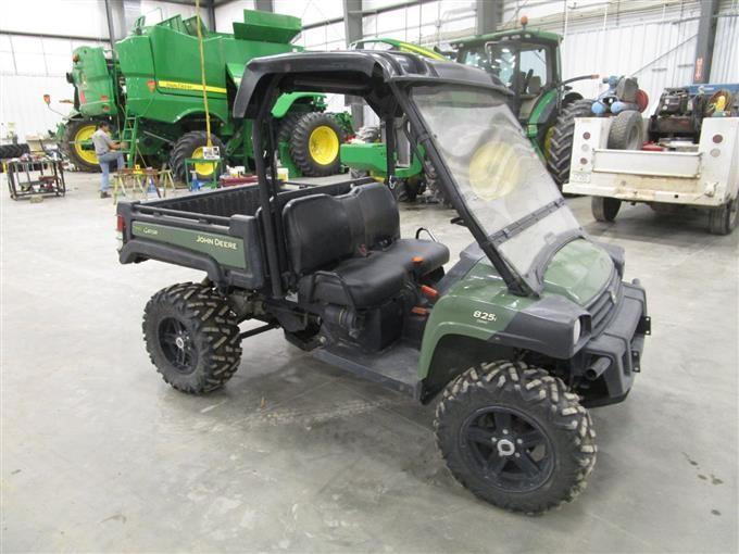 2012 John Deere 825 I Gator 4x4 Atv Bigiron Auctions