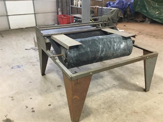 Lockformer Duct Insulation Cutter BigIron Auctions