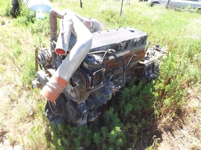 Cummins M11 Engine & Eaton Transmission BigIron Auctions