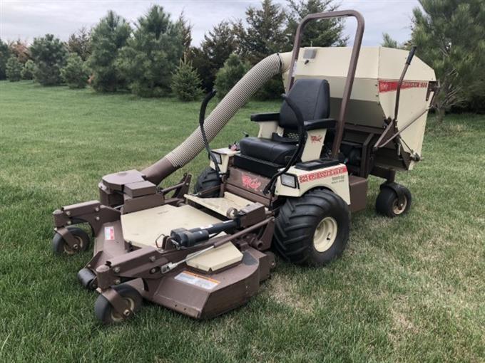 2014 Grasshopper 623T Riding Lawn Mower BigIron Auctions