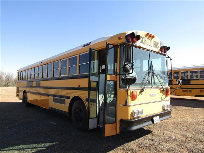 1995 Thomas School Bus BigIron Auctions
