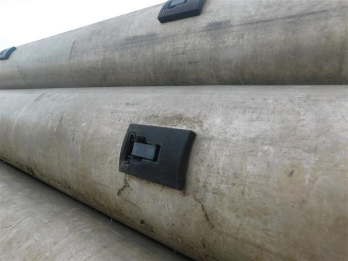 Aluminum Gated Irrigation Pipe Bigiron Auctions