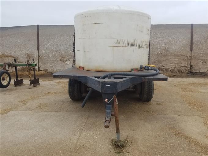 Poly Tank Trailer : Bigiron