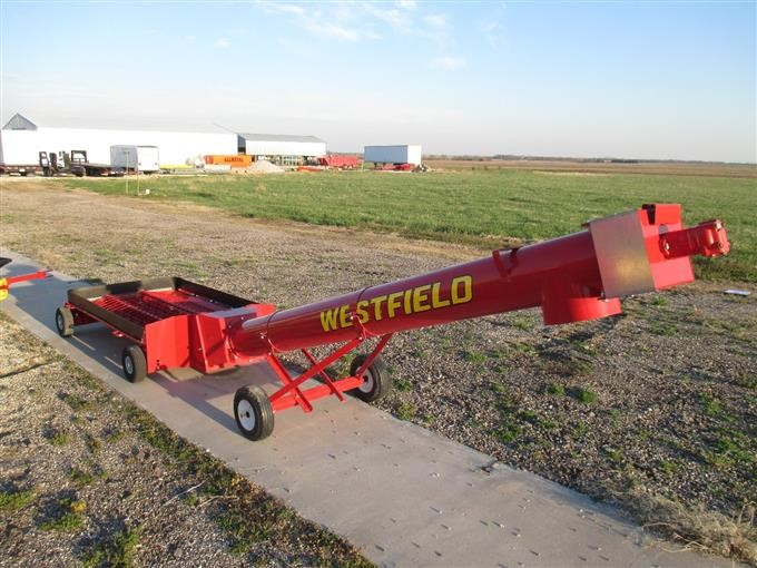 Westfield Hopper Style Transfer Auger BigIron Auctions