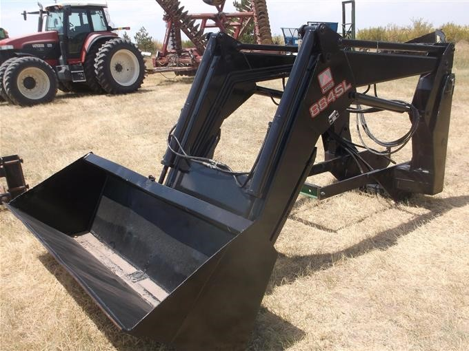 Agco 884SL Quick Attach Front End Loader BigIron Auctions