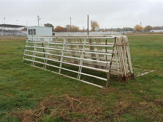 Assorted Cattle Panels Continuous Fence Panels Bigiron