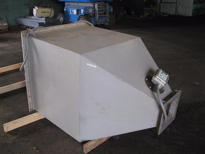 Steel Feed Hopper Bin BigIron Auctions