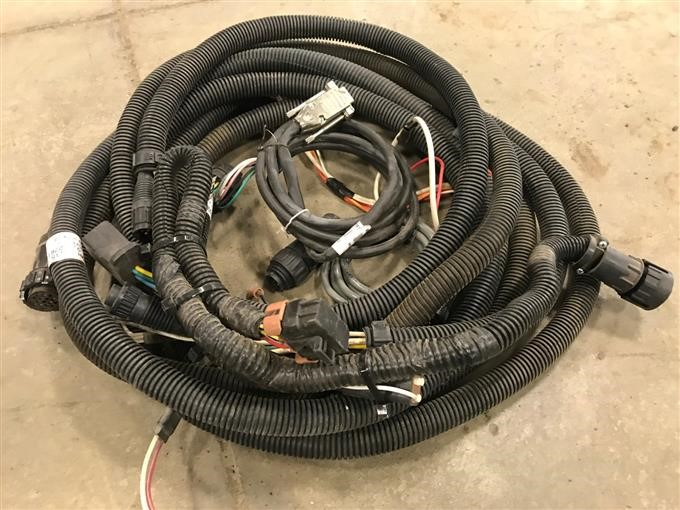 raven scs 440 nvm monitor w/wiring harnesses bigiron auctions raven 440 wiring harness raven wiring harness