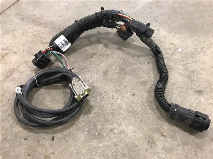 Raven Scs 440 Nvm Monitor W  Wiring Harnesses Bigiron Auctions