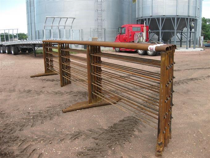 Freestanding Livestock Panels Bigiron Auctions