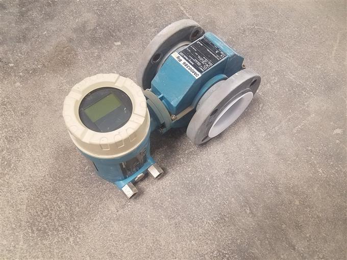 Endress Hauser Promag P Mass Flow Meter BigIron Auctions