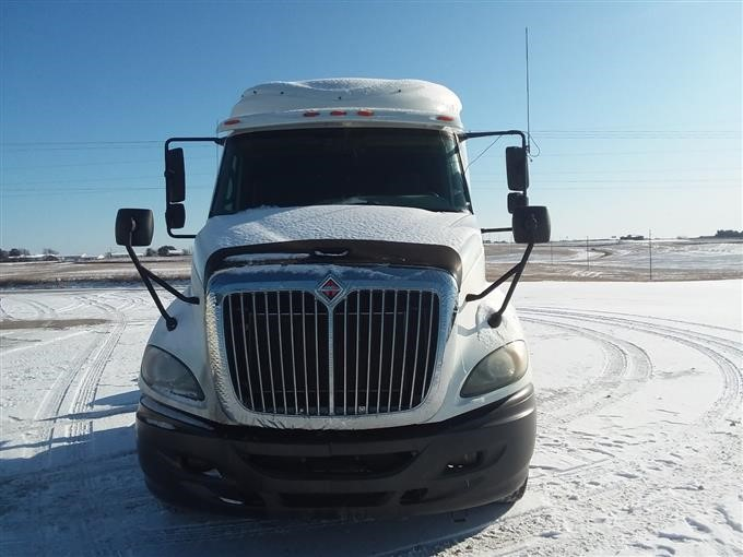 2010 International Prostar T A Truck Tractor Bigiron Auctions