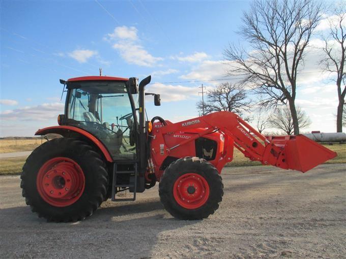 Tractor Loader Boom Middle Steeering : Bigiron