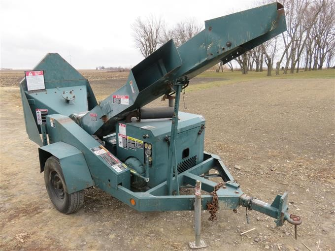 Wood Chuck A-737 Wood Chipper BigIron Auctions