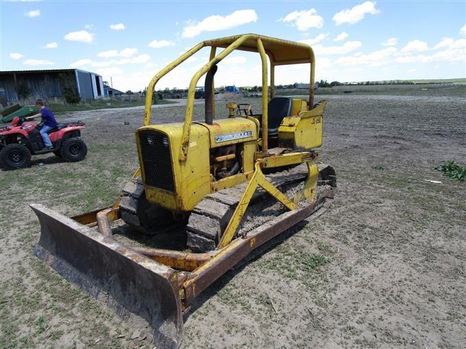 John Deere 350 Dozer BigIron Auctions