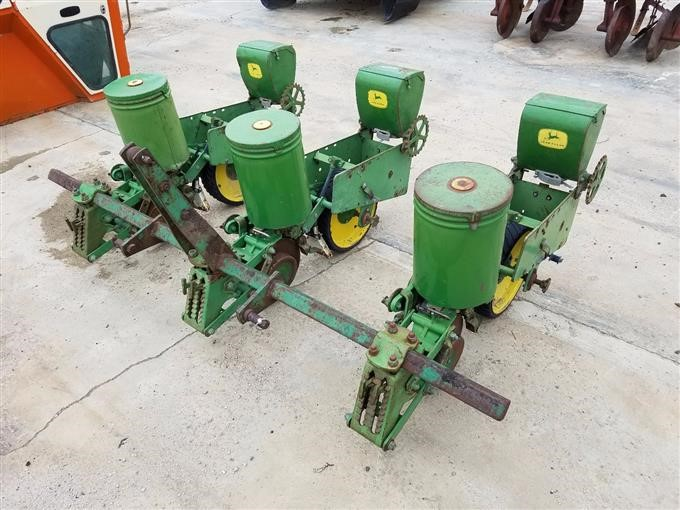John Deere 71 Planter Bigiron Auctions