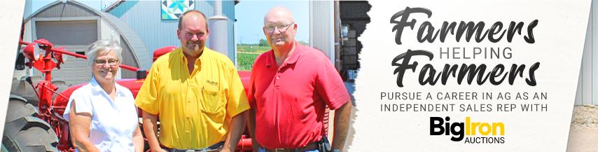 Used Farm Equipment, Construction Equipment & Trucks for