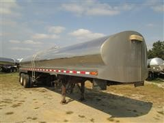 1973 Heil 5600 Gallon Stainless Steel T/A Trailer