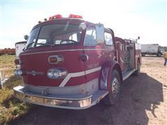 1973 American LaFrance ALF Pumper Type Fire Truck