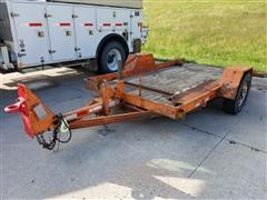 2003 Redihaul ML7460E Tilt Bed Trailer