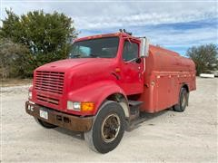 1991 International 7100 4x2 S/A Fuel Truck