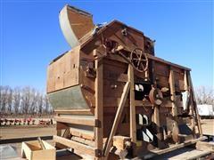 Ferrell Super X298D Clipper Grain Cleaning Mill