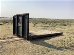 Flat Truck Bed