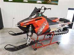 2014 Polaris Assault Model 155 Snowmobile