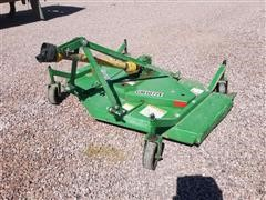 2018 Frontier GM1072E 3-Point Finish Mower