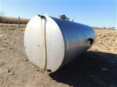 Ag-Chem Big A Stainless Steel Tank