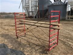 Scaffolding/Material Rack