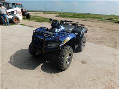 2012 Arctic Cat All Terrain 700 ATV