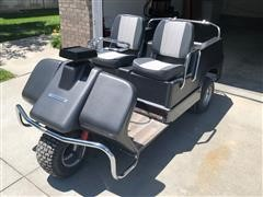 1975 Harley Davidson 3-Wheel Golf Cart