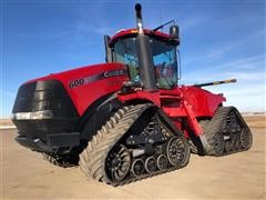 2013 Case IH QuadTrac 600 Tracked Tractor