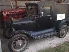 1924 Ford Model T Delivery Van