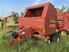 New Holland 688 Round Baler (Parts)
