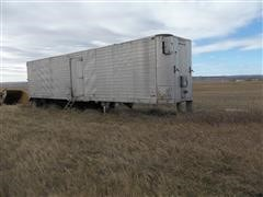 1958 Lufkin T/A Enclosed Trailer & Contents