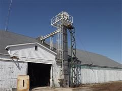 Ranco Fertilizer Unloading Conveyor And Bucket Leg