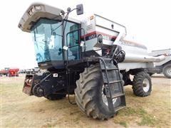 2001 Gleaner/Agco R62 Custom Harvester Special Combine