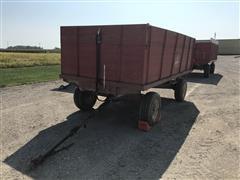 Heider 7739 Barge Box Wagon