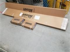 Luverne 415100 And 401474 Grip Steps & Mounting Hardware