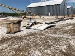 Columbia 36' Disassembled Grain Bin