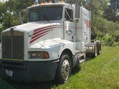 1988 Kenworth T600 Truck Tractor For Salvage