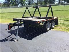 1986 T25 Homemade T/A Reel Trailer